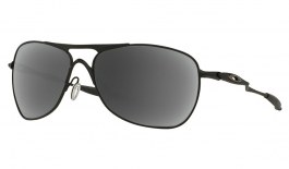 Oakley Crosshair Prescription Sunglasses - Matte Black