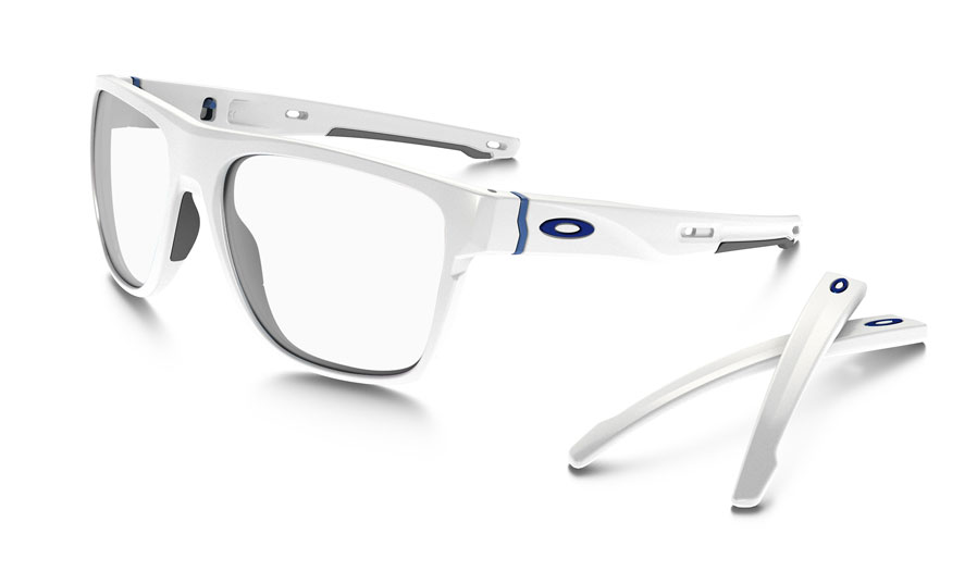 oakley crossrange clear