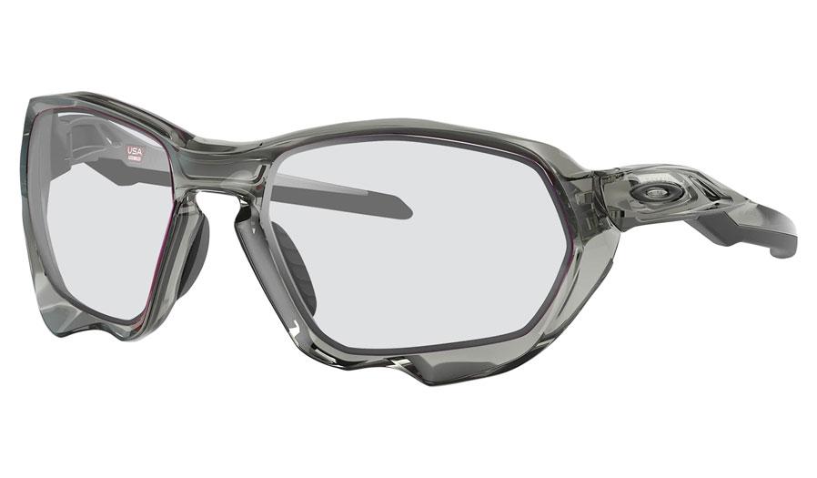 Oakley Plazma Prescription Sunglasses - Grey Ink