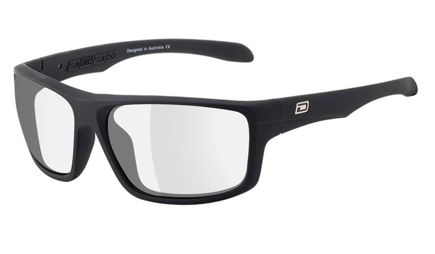 c95a7e4849e3 Dirty Dog Axle Prescription Sunglasses - Satin Black - RxSport