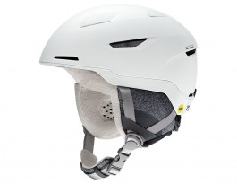 Smith Vida MIPS Ski Helmet - Matte Satin White