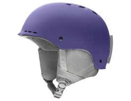 Smith Holt Ski Helmet - Matte Dusty Lilac
