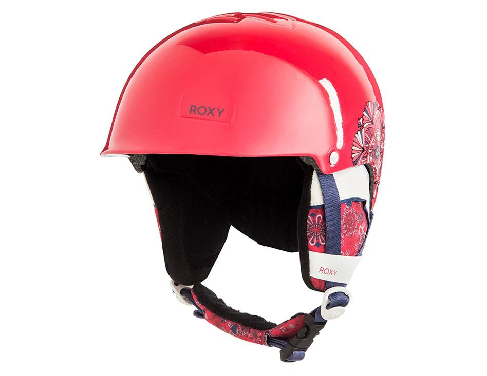 Roxy Happyland Ski Helmet - Snowflakes