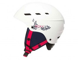 Roxy Ollie Ski Helmet - Bright White