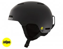 Giro Ledge MIPS Ski Helmet - Matte Black