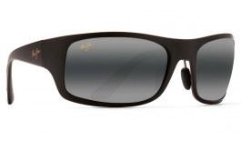 Maui Jim Haleakala Prescription Sunglasses - Matte Black
