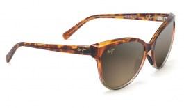 Maui Jim 'Olu 'Olu Sunglasses - Tortoise with Tan / HCL Bronze Polarised