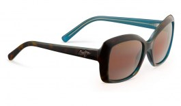 Maui Jim Orchid Sunglasses - Tortoise with Peacock / HCL Bronze Polarised
