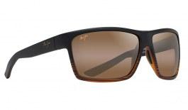 Maui Jim Alenuihaha Sunglasses - Dark Brown Stripe / HCL Bronze Polarised