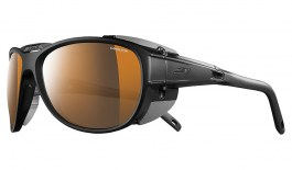 Julbo Explorer 2.0 Sunglasses - Matte Black / Reactiv Cameleon Polarised Photochromic