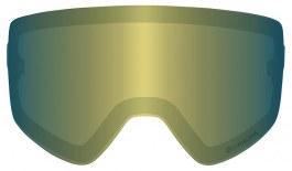 Dragon NFX2 Ski Goggles Lens - Lumalens Green Ion