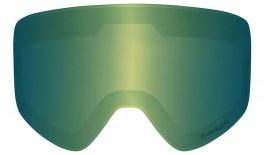 Dragon NFX Ski Goggle Lens - Lumalens Green Ion