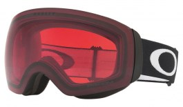 Oakley Flight Deck XM Prescription Ski Goggles - Matte Black / Prizm Rose