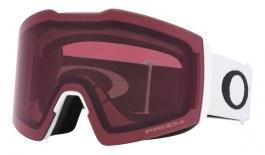 Oakley Fall Line XL Ski Goggles - Matte White / Prizm Dark Grey