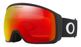 Oakley Flight Tracker XL Ski Goggles - Matte Black / Prizm Torch Iridium