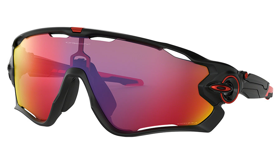 Oakley Jawbreaker Sunglasses - Matte Black / Prizm Road