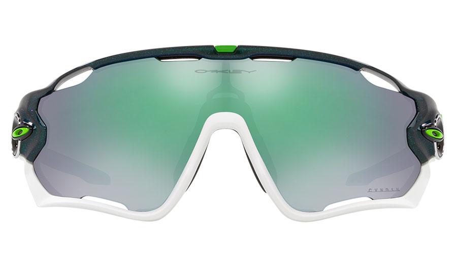 6dc64f8820e Oakley Jawbreaker Sunglasses - Cavendish Edition Metallic Green   Prizm Jade