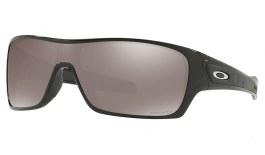 Oakley Turbine Rotor Sunglasses - Polished Black / Prizm Black Polarised