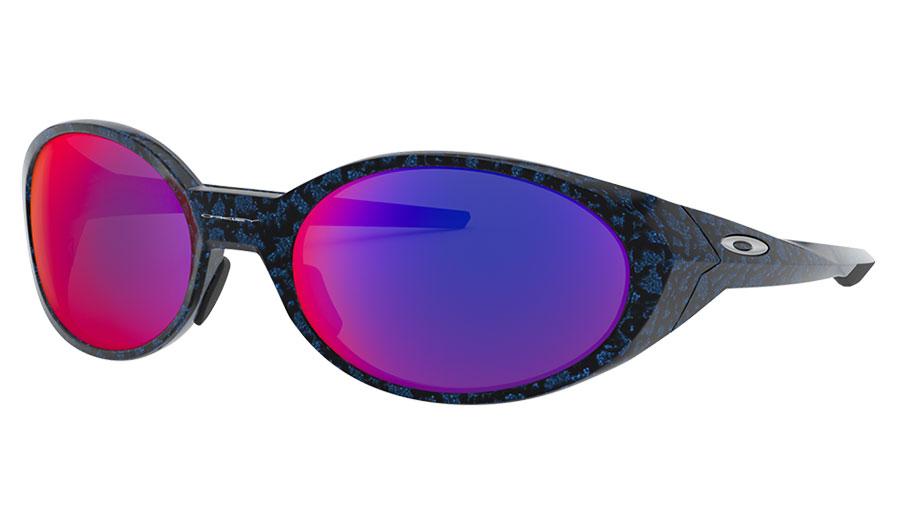 Oakley Eye Jacket Redux Sunglasses - Planet X / Positive Red Iridium