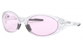 Oakley Eye Jacket Redux Sunglasses - Matte Clear / Prizm Low Light