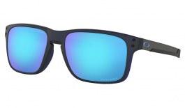Oakley Holbrook Mix Sunglasses - Matte Translucent Blue / Prizm Sapphire
