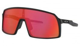 Oakley Sutro Sunglasses - Matte Black / Prizm Trail Torch