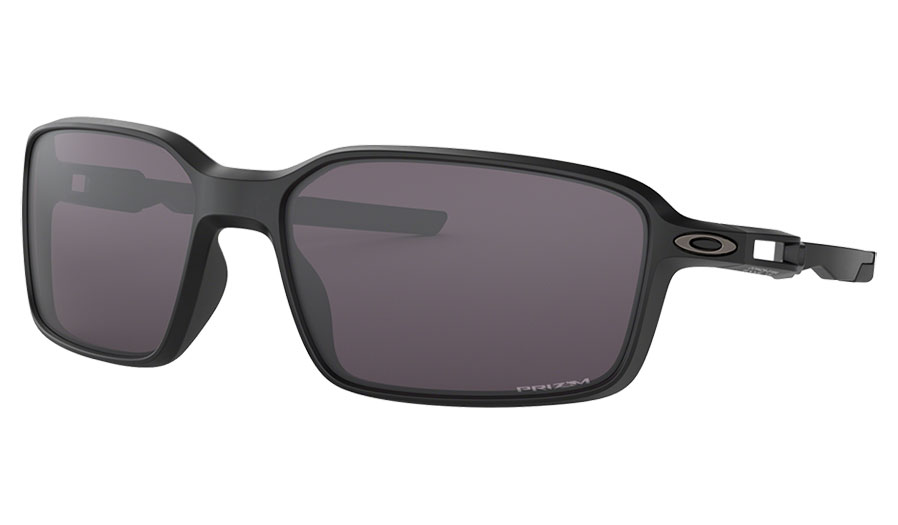 4f2d2ced465 Oakley Siphon Sunglasses - Matte Black   Prizm Grey - RxSport