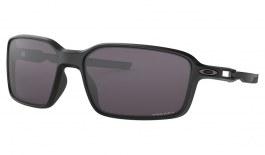 Oakley Siphon Sunglasses - Matte Black / Prizm Grey