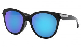 Oakley Low Key Sunglasses - Black Ink / Prizm Sapphire Polarised
