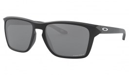Oakley Sylas Sunglasses - Matte Black / Prizm Black