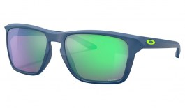 Oakley Sylas Sunglasses - Odyssey Collection Half Matte Poseidon / Prizm Road Jade