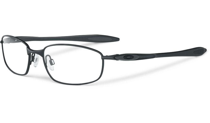 50c9ede357 Oakley Blender 6B w Genuine Oakley Lenses - Satin Black - RxSport