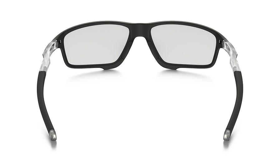 3556248fbaa Oakley Crosslink Zero Prescription Glasses - Matte Black - Oakley ...