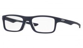 Oakley Plank 2.0 Prescription Glasses - Softcoat Universal Blue - Essilor Prescription Lenses
