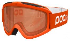 POC POCito Iris Ski Goggle - Fluorescent Orange / Sonar Orange