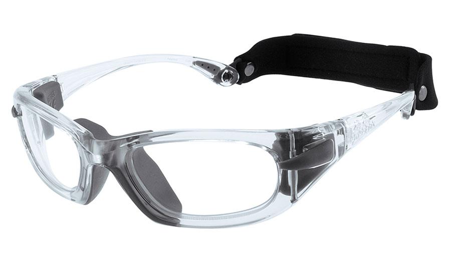 594c1fd8edc Progear Eyeguard Glasses - Transparent Clear   Clear - RxSport