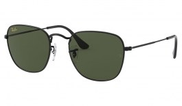Ray-Ban RB3857 Frank Sunglasses - Black / Green