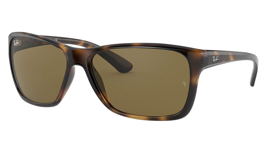 Ray-Ban RB4331 Sunglasses - Havana / Brown