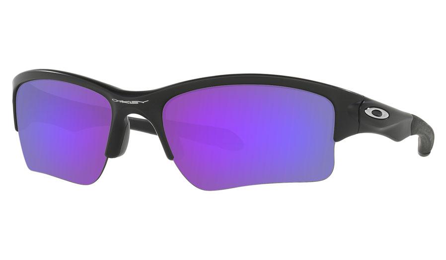 24c40ed2f45 Oakley Quarter Jacket Prescription Sunglasses - Matte Black ...