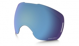 Oakley Airbrake XL Ski Goggles Replacement Lens Kit - Prizm Sapphire Iridium
