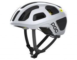 POC Octal MIPS Road Bike Helmet - Hydrogen White