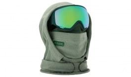 Anon Women's MFI Fleece Helmet Hood - Grey