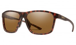 Smith Pinpoint Sunglasses - Matte Tortoise / ChromaPop Brown Polarised