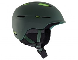Anon Invert Ski Helmet - Deer Mountain Green