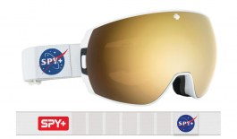 Spy Optic Legacy Ski Goggles - SPY Space / HD+ Bronze Gold Spectra + HD+ Low Light Persimmon Silver Spectra