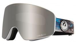 Dragon PXV Ski Goggles - Bryan Iguchi Signature / Lumalens Silver Ion + Lumalens Amber