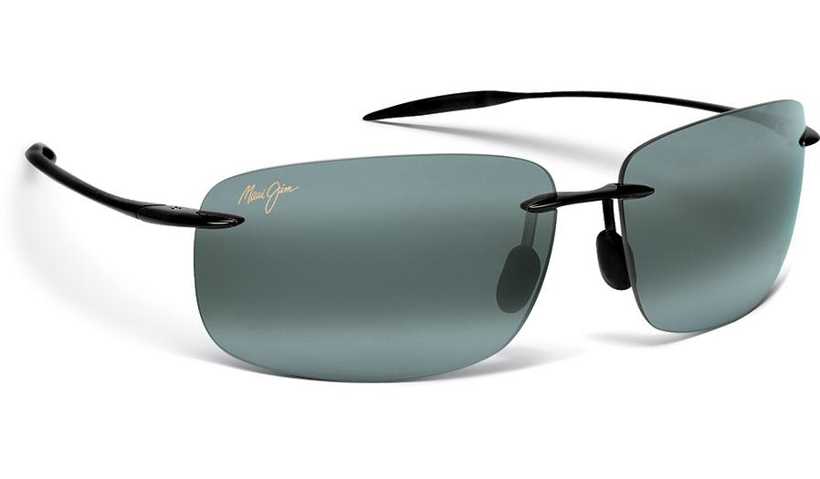 34ad32b6618 Maui Jim Breakwall Sunglasses. Frame  Gloss Black. Lens  Neutral Grey  Polarised. SKU  422-02