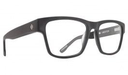 SPY Weston Glasses - Soft Matte Black - Essilor Lenses