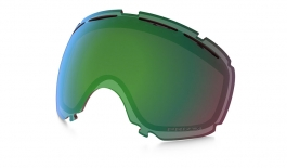Oakley Canopy Ski Goggles Replacement Lens Kit - Prizm Jade Iridium