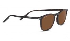 Serengeti Delio Sunglasses - Shiny Dark Havana / Drivers Polarised Photochromic